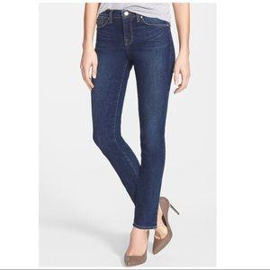 J Brand Mid Rise Skinny Jeans - 27
